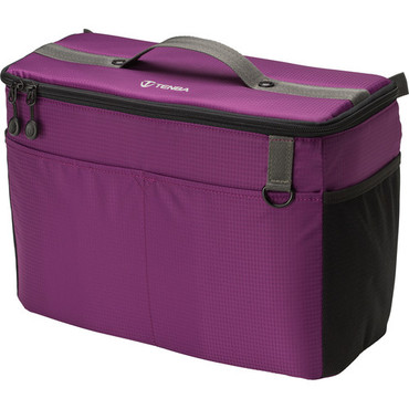 Tenba 636-268 BYOB 13 Camera Insert Plum/Gray