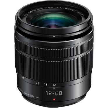 Panasonic Lumix G Vario 12-60mm f/3.5-5.6 ASPH. POWER O.I.S. Lens