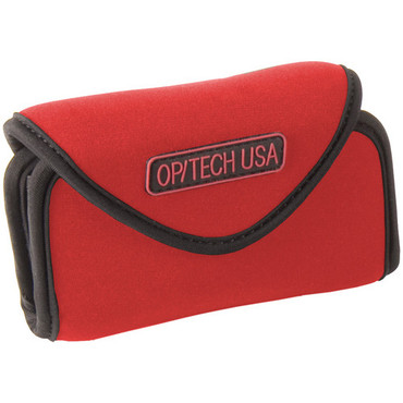 Snappeez Soft Pouch, Large Horizontal (Red)