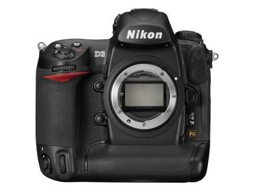 Pre-Owned - Nikon D3 INFRARED  DSLR Camera Body 12MP