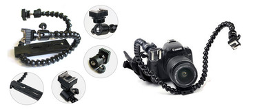 Ace Photo Arca style quick release plate with adjustable arms