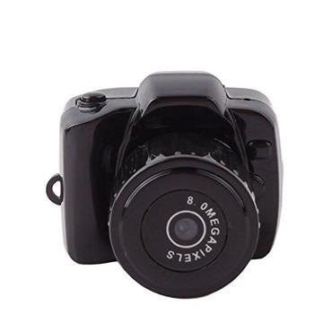 DZT Smallest Mini Digital DSLR DV Video Recorder Camera Web Cam DVR Camcorder HD 1280x720 Y2000