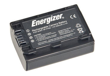 Energizer ENV-SFH50 Replacement Li-Ion Battery for Sony NP-FH50