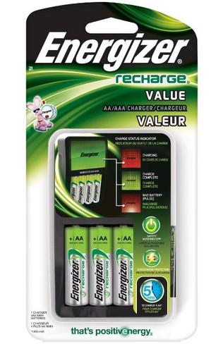 Energizer Battery, Multi-Batt Charger
