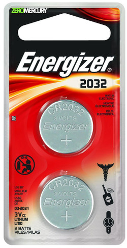 CR2450 Energizer Watch Electronic Lithium Battery