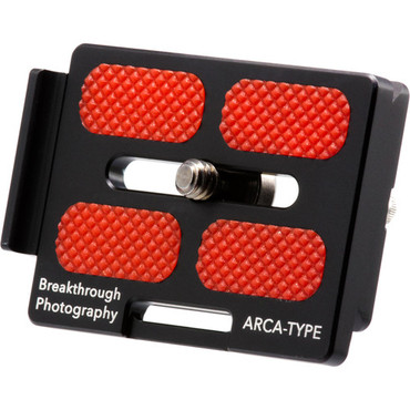 Breakthrough Photography  Universal Arca-Type Quick Release Plate