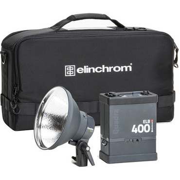 Elinchrom  ELB 400 Hi-Sync To Go Kit