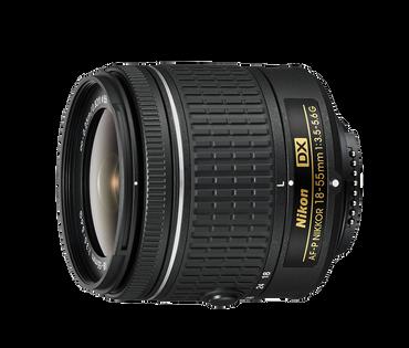 Nikon AF-P DX 18-55mm f/3.5-5.6G VR