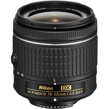 Nikon AF-P DX 18-55mm f/3.5-5.6G
