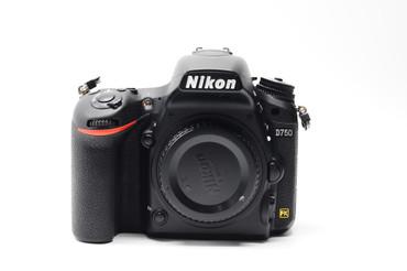 Pre-Owned - Nikon D750 FX DSLR (Body)