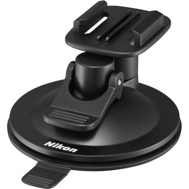 Nikon AA-11 Suction Cup Mount for KeyMission Action Cameras