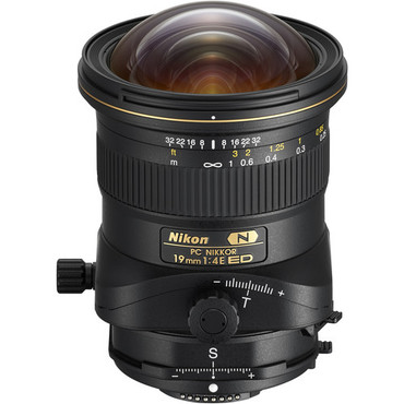 Nikon MF PC-E 19mm f/4E ED Tilt-Shift