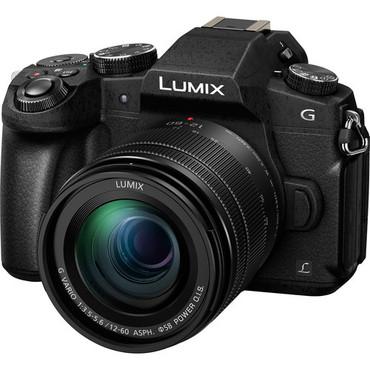 Panasonic Lumix DMC-G85 w/ 12-60mm Lens