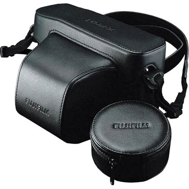 Leather Case For The X-Pro1 Camera (Black)