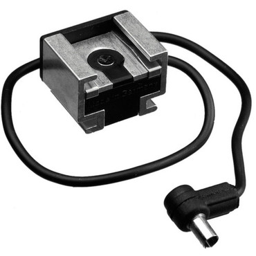 Hama - hot shoe adapter 2 cable