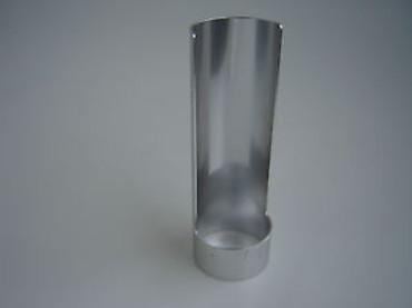 Qf62bs, Bare Bulb Enhancer-Silver