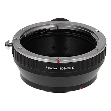 Canon EOS To Nikon 1 Lens Adapter
