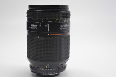 Pre-Owned Nikon 35-135MM AF  F3.5-F4.5 Macro Zoom