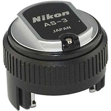 Nikon AS-3 Flash Coupler for F3