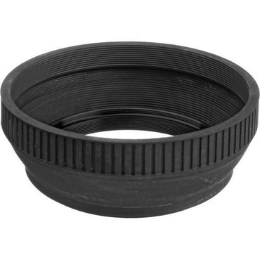 Bower 58mm Collapsible Rubber Lens Hood