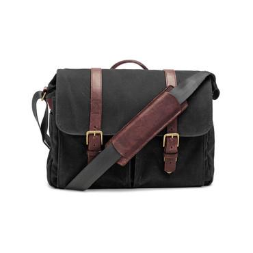 ONA The Brixton for Leica, Canvas Camera Bag - Black