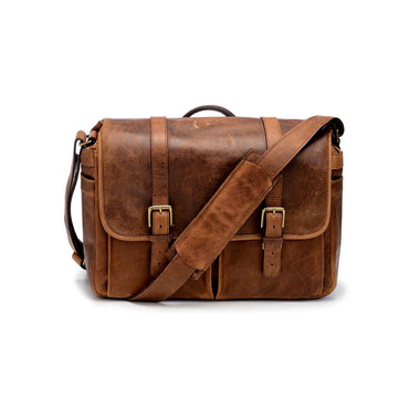 ONAThe Brixton for Leica, Leather Camera Bag - Antique Cognac