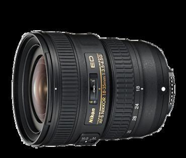Nikon AF-S FX 18-35Mm F/3.5-4.5G ED