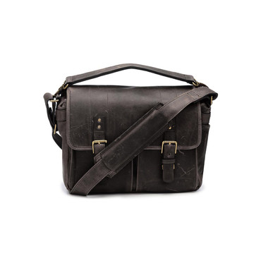 ONA The Prince Street for Leica, Leather Camera Bag - Dark Truffle