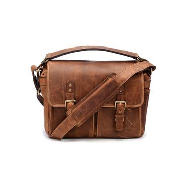 ONA The Prince Street for Leica, Leather Camera Bag - Antique Cognac