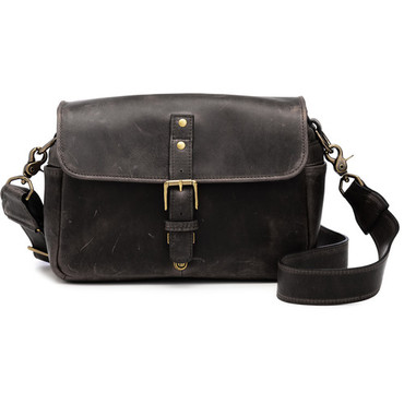 ONA The Bowery for Leica, Leather Camera Bag - Dark Truffle
