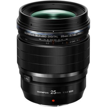 Olympus 25mm f/1.2 PRO M.Zuiko Digital ED Lens