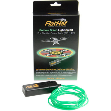 ExpoImaging  Lighting Kit for FlatHat Collapsible Drone Pads (Gamma Green)