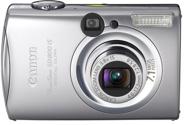 Pre-Owned Canon Powershot SD800IS