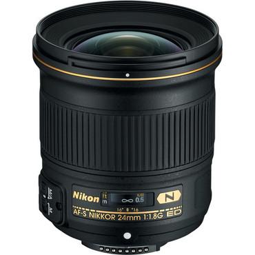 Nikon AF-S FX 24mm f/1.8G ED