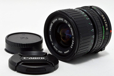 Pre-Owned - Canon FD 35-70 3.5-4.5  manual focus