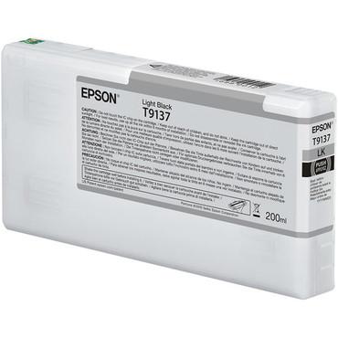 Epson Ultrachrome HD Ink Cartridge 200ml (Light Black)