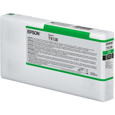 Epson Ultrachrome HDX Ink Cartridge 200ml (Green)
