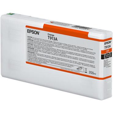 Epson Ultrachrome HDX Ink Cartridge 200ml (Orange)