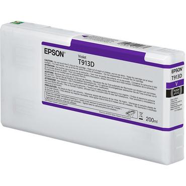 Epson Ultrachrome HDX Ink Cartridge 200ml (Violet)