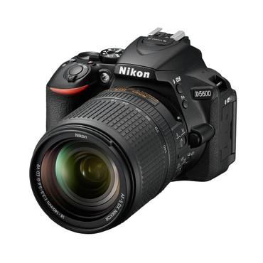 Nikon D5600 DX w/ 18-140mm Lens