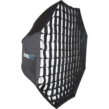 "Phottix Easy Up HD Umbrella Extra Large Octa Softbox with Grid (47"")"