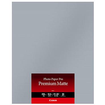 "Canon  PM-101 Photo Paper Pro Premium Matte (17 x 22"", 20 Sheets)"