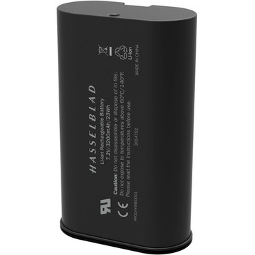 Hasselblad H-3054752 Rechargeable Battery for X1D-50, 3400mAh