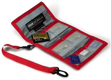 TT 740210 Pee Wee Pixel Pocket Rocket 4-CF, 3-SD card case