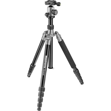 Manfrotto Element Big Aluminum Traveler Tripod (Gray)