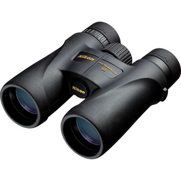Nikon 7577 MONARCH 5 10 x42 Binocular (Black) (ACE46640)