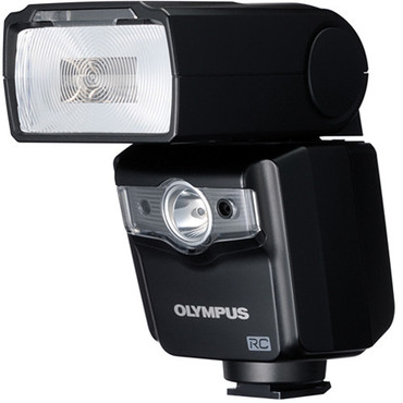 Olympus FL-600R Wireless Electronic Flash (Black)