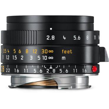 Leica Elmarit-M 28mm f/2.8 ASPH. Lens