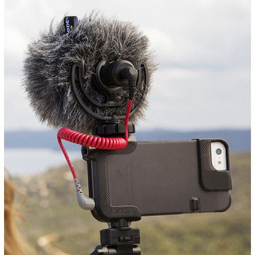 Rode  WS9 Deluxe Windshield for Rode VideoMicro & VideoMic Me