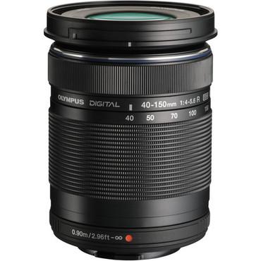Olympus 40-150mm F/4-5.6 R M.Zuiko ED - Black